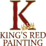 King's Red Painting Logo
